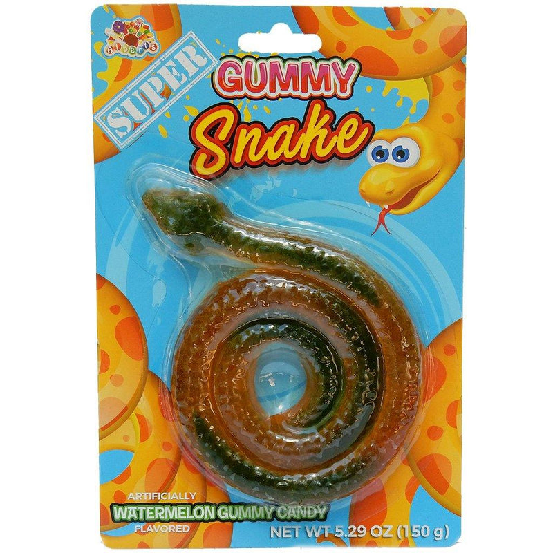 Albert's Super Candy Gummy Snake
