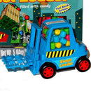 sweet loader toy with candy