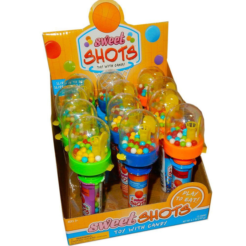 Sweet Shots Toy with Candy