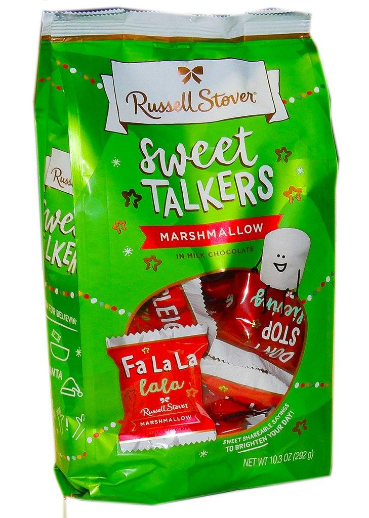 Russell Stover Chocolate Marshmallow Sweet Talkers