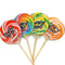 Swirl Pops lollipops 3 oz size