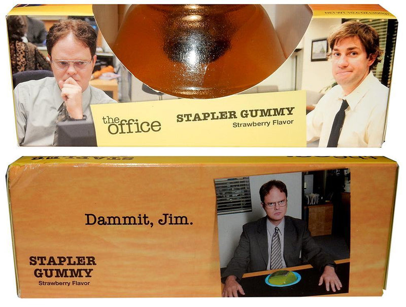 The Office Candy Gummy Stapler