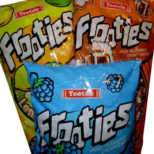 tootsie frootie 12 bag assortment