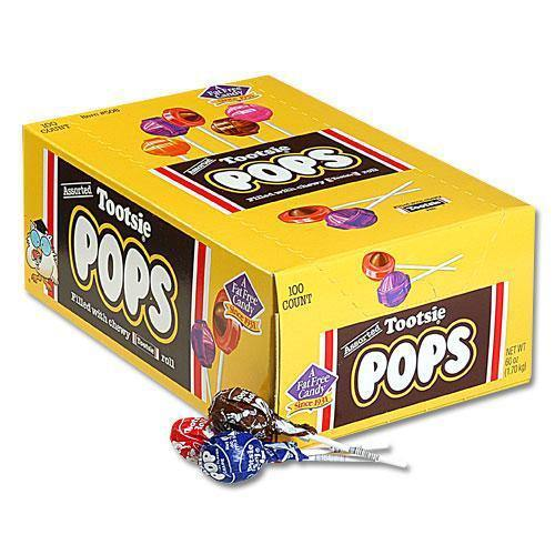 Tootsie Pops Original