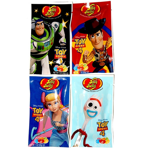 Jelly Belly Toy Story 4 beans - 24 bags