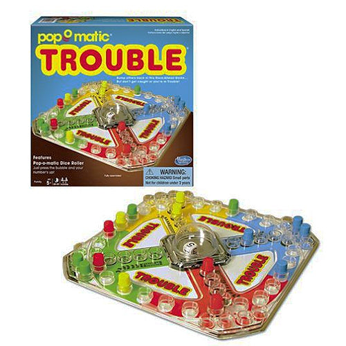 Trouble Classic Edition