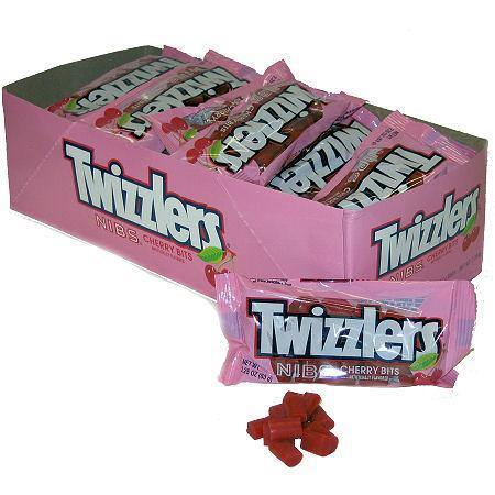 twizzlers cherry nibs