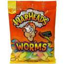 Warheads Sour Worms 5oz bags