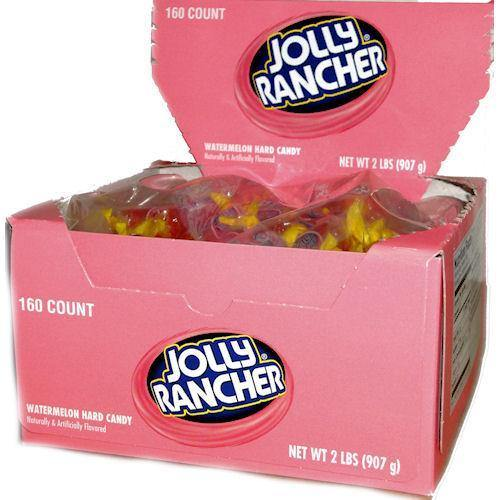 watermelon jolly ranchers 160ct
