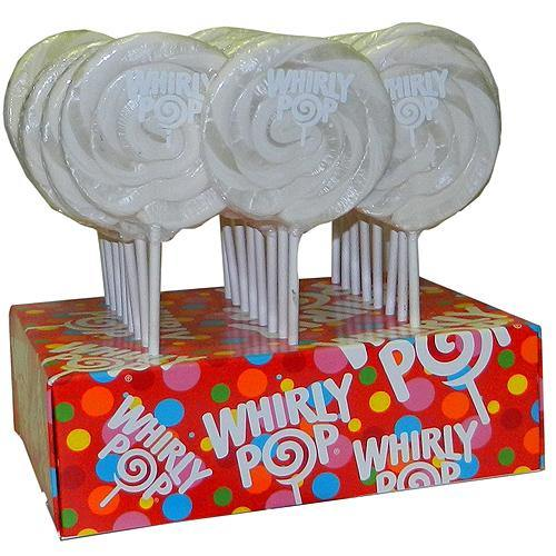 white whirly pops