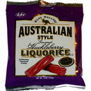 wiley wallaby huckleberry licorice 4 ounce