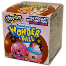 Wonder Ball candy featuring Shopkins