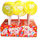 yellow whirly pops