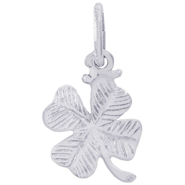 Four Leaf Clover Charm by Rembrandt Charms™