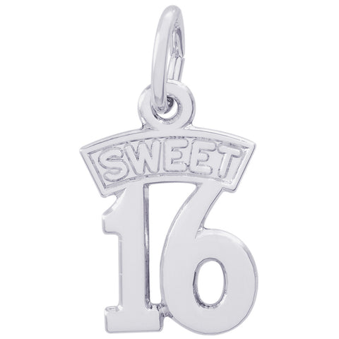 Sweet 16 Charm by Rembrandt Charms™
