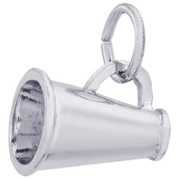 Megaphone Charm by Rembrandt Charms™