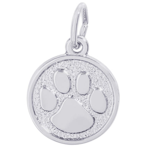 Pawprint Charm by Rembrandt Charms™