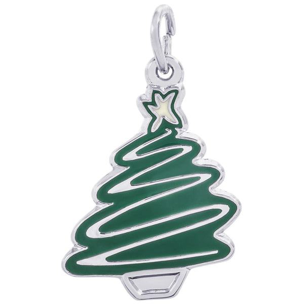 Christmas Tree Charm by Rembrandt Charms™