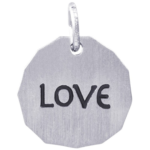 Love Charm Tag™ by Rembrandt Charms™