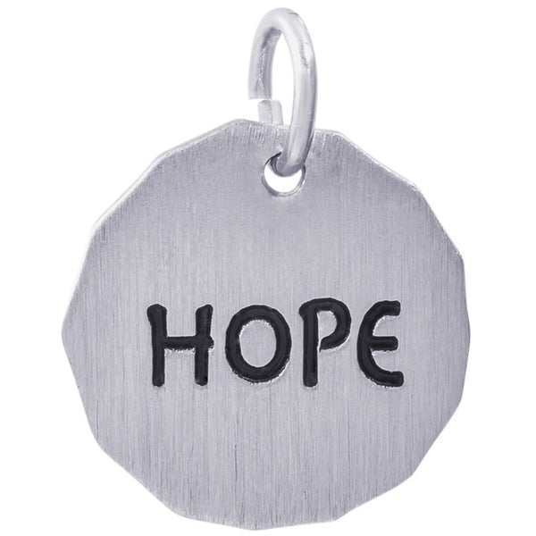 Hope Charm Tag™ by Rembrandt Charms™