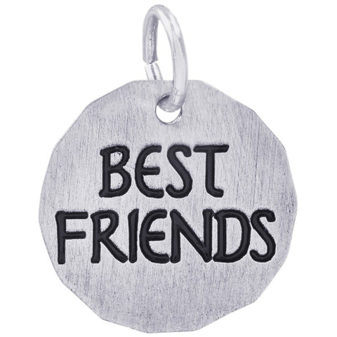 Best Friends Charm Tag™ by Rembrandt Charms™