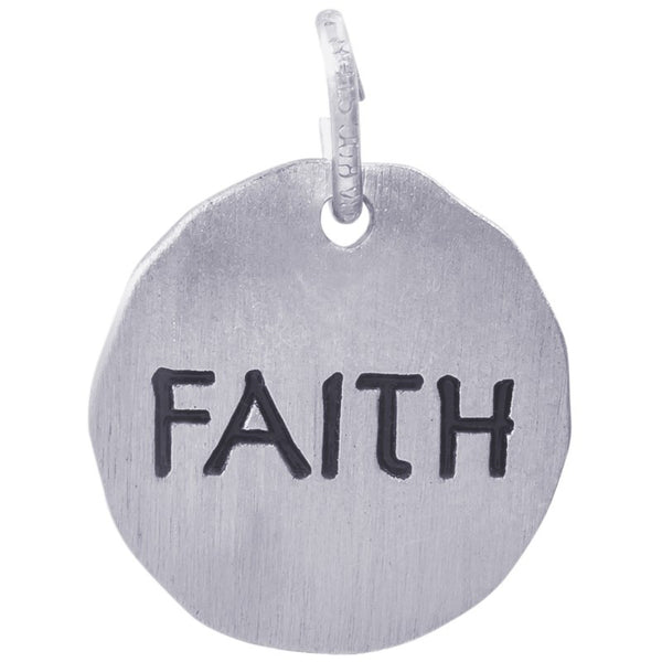 Faith Charm Tag™ by Rembrandt Charms™