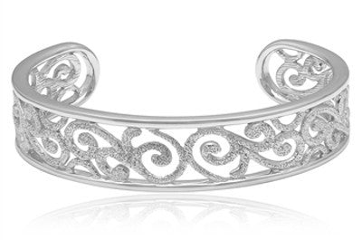 "Charles Garnier Filligree Collection ""Kylie"" Cuff"