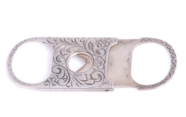Sterling Silver Cigarette Cutter