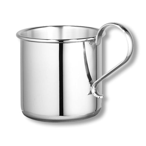 Sterling Silver Baby Cup