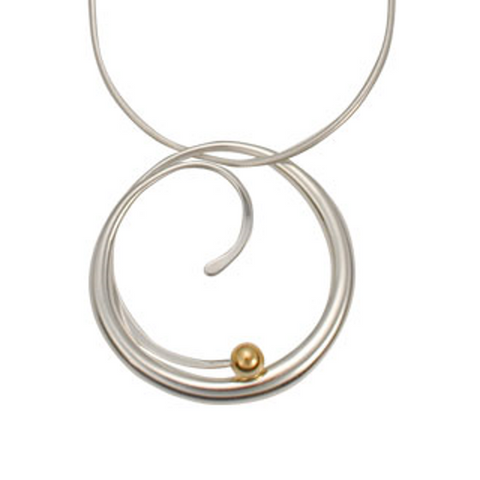 "Ed Levin ""Bindu"" Necklace"