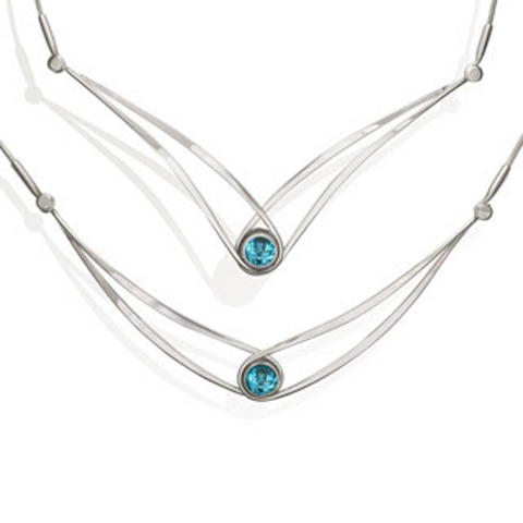 "Ed Levin ""Swing"" Necklace"