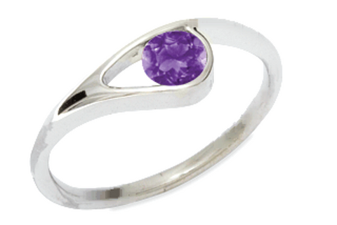 "Ed Levin ""Gem Embrace"" Ring"
