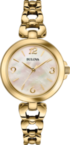 Dress Collection, Bulova Women's Watch - Yellow Gold