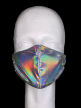 Load image into Gallery viewer, Iridescent Face Mask (LIMITED EDITION)