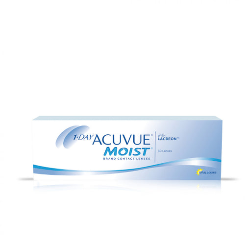 1 Day Acuvue Moist con LACREON - EyeDome