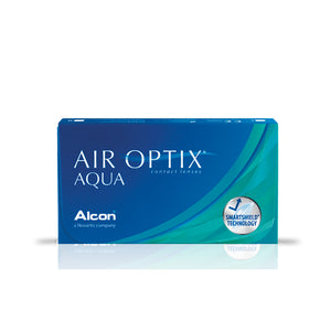Air Optix Aqua - EyeDome