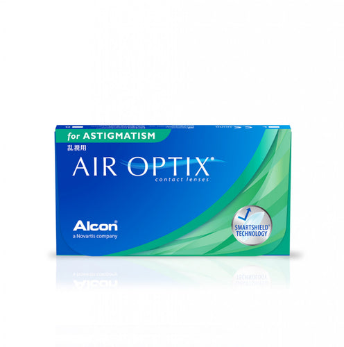 Air Optix para Astigmatismo - EyeDome