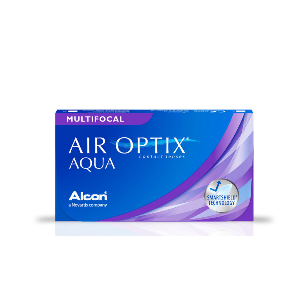 Air Optix Aqua Multifocal - EyeDome