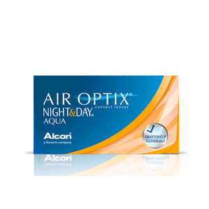 Air Optix Aqua Night And Day - Lentes de contacto MTY