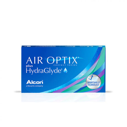 Air Optix Plus Hydraglyde - EyeDome