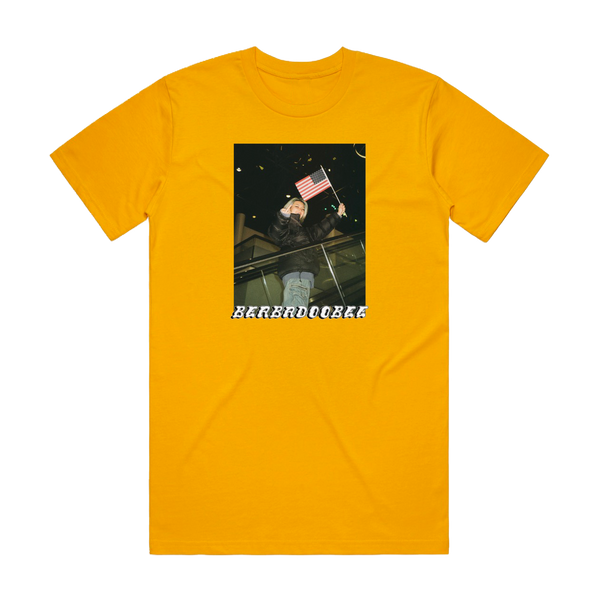 Beabadoobee - Yellow 'Awesome' T Shirt