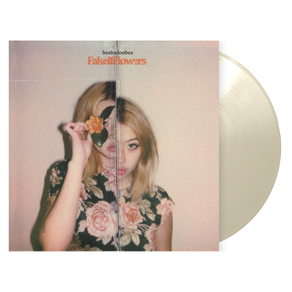 Fake It Flowers Exclusive Natural Vinyl with Signed Artcard
