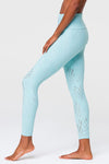 SELENITE MIDI LEGGING - BLUE TINT SELENITE