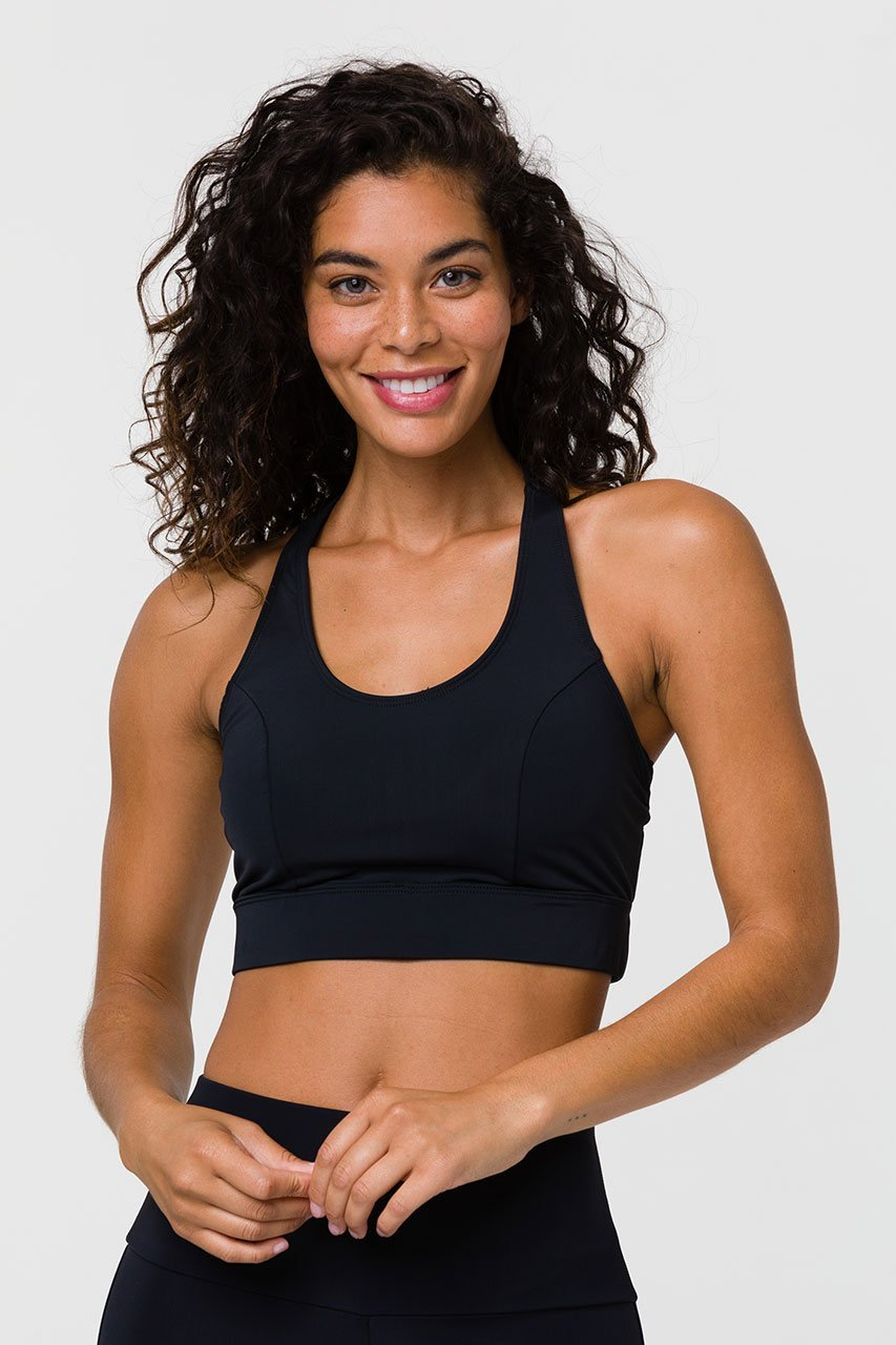 WARRIOR BRA - BLACK