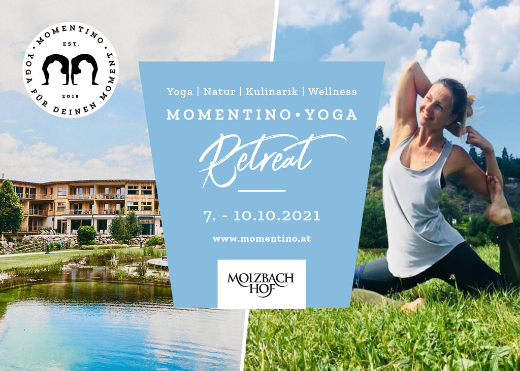 Wellness Retreat im Molzbachhof   7. - 10. Oktober 2021