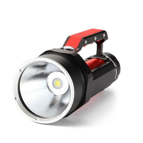 Projecteur Led 4000 Lumens Rechargeable