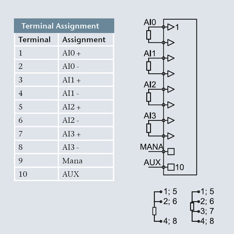 Connect A 4 Wire Rtd To 3 Wire Input Nilzanet – 3 Wire Rtd Wiring Diagram