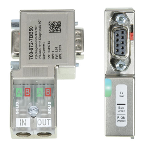 700-972-7BB50 Profibus connector