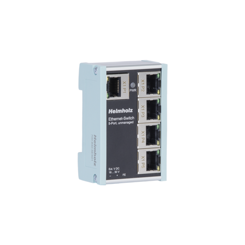 Unmanaged Industrial Ethernet Switch, 5 Port - 700-840-5ES01