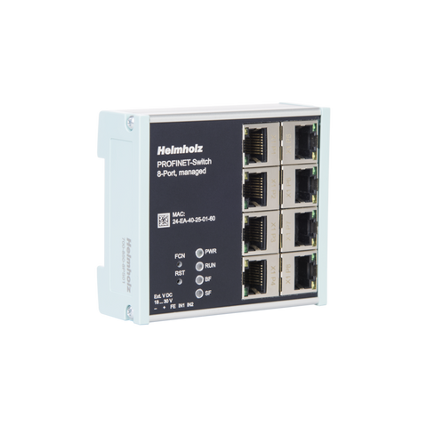 Managed PROFINET Switch, 8-Port - 700-850-8PS01